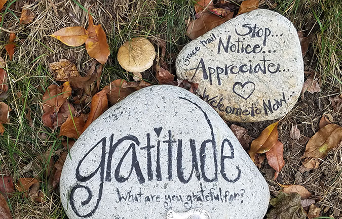 An Attitude For Gratitude Has Mental Health Benefits