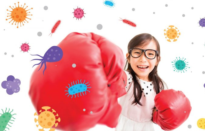 Boosting Your Child's Immune System against Infectious Diseases