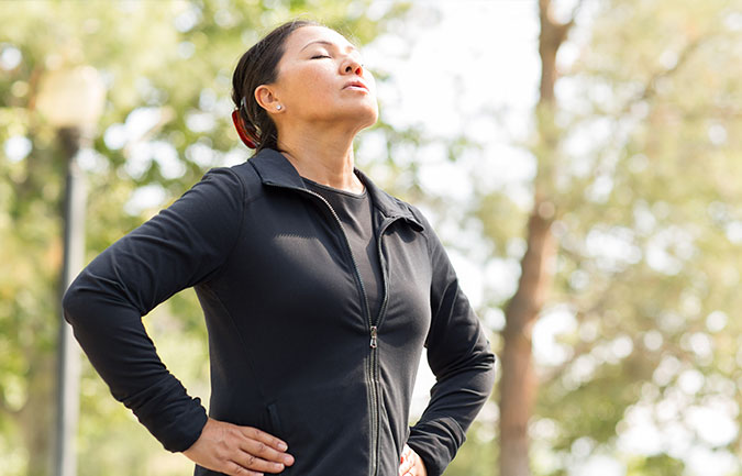 Breathing Right Helps to Build Up Your Immunity
