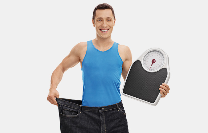 Microbial-specific Diet for Effective Weight Loss