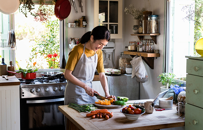 Benefits Of Cooking At Home
